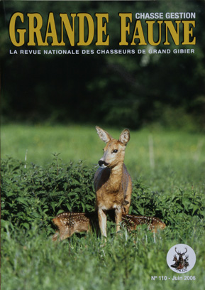 Grande faune, chasse gestion